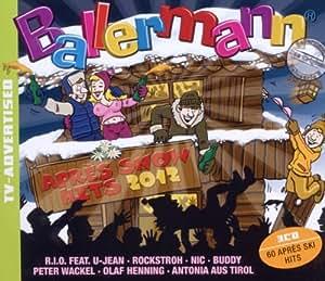 Ballermann-2012 Apres Snow Hits