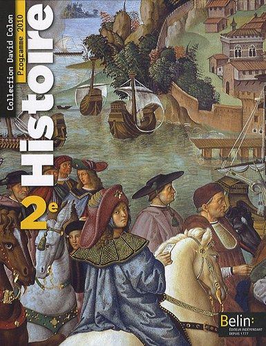 Histoire 2de Programme 2010 : Format compact