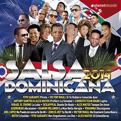 Salsa dominicana 2014 by various artists on amazon music for Amazon canta tu alex e co