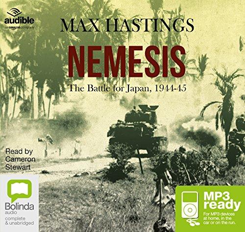 Nemesis: The Battle for Japan, 1944–45