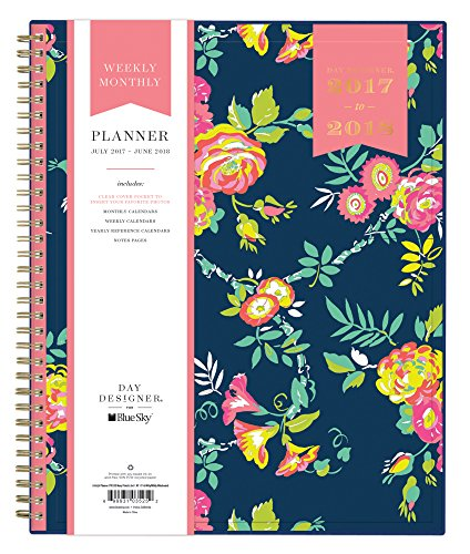 day-designer-for-blue-sky-2017-2018-academic-year-weekly-monthly-planner-twin-wire-bound-85-x-11-nav