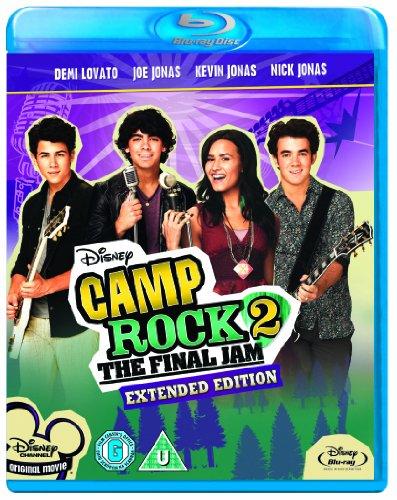 Camp Rock 2 [Blu-ray] [UK Import]