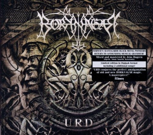 Borknagar: Urd (Limited Edition) (Audio CD)