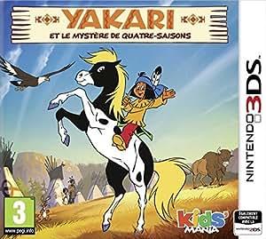 Yakari : le mystere des quatre saisons