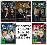 Inspector Barnaby, Vols. 1-5 (20 DVDs)