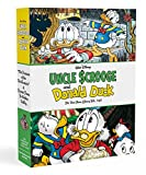 Walt Disney Uncle Scrooge and Donald Duck the Don Rosa Library 7 & 8: The Treasure of the Ten Avatars & Escape from Forbidden Valley