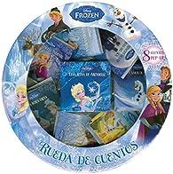 Frozen. Rueda de cuentos: 8 cuentos pop-up par  Disney