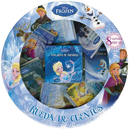 Frozen. Rueda de cuentos: 8 cuentos pop-up (Disney. Frozen)