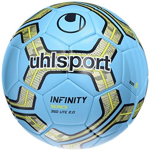 uhlsport Bälle INFINITY 350 LITE 2.0, eisblau/silber/marine, 5, 100160201 Infinity Marine