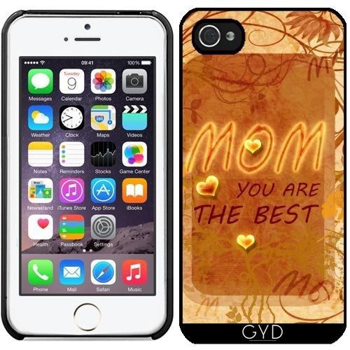 Custodia in silicone per Iphone 7 / Iphone 8 - Festa Della Mamma by nicky2342 Plastica rigida