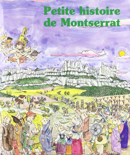 PETITE HISTOIRE DE MONTSERRAT (Petites histoires) por J.M. Ainaud De Lasarte