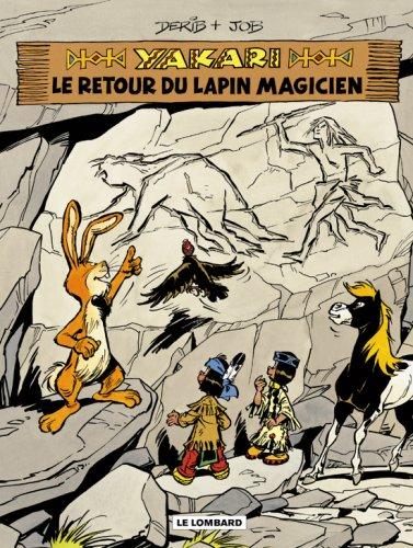 Yakari, Tome 34 : Le retour du lapin magicien