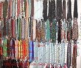 Sweet & Happy Girl'S Store 6x8mm Freeform Edelstein Perlen Strang T¨¹rkis Afrika 15 Zoll Schmuckherstellung Perlen