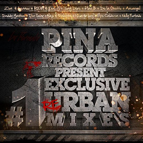 Pina Records Present : # 1 Exc...