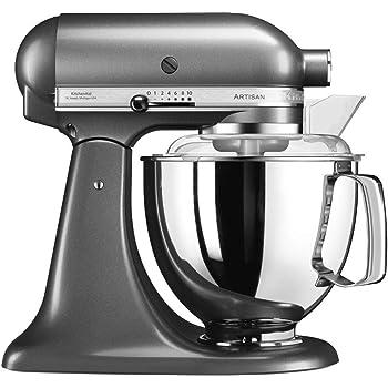 Amazon.de: KitchenAid Küchenmaschine Artisan rot 5KSM150PSEER