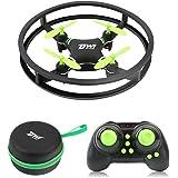 Dwi Dowellin Mini Drone RC Quadcopter pour Enfant Débutants Remote Control D1 Vert