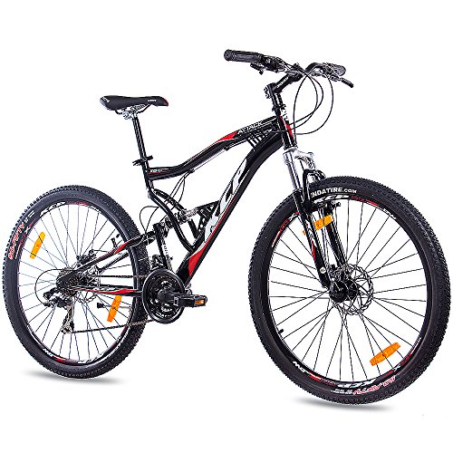 275-zoll-mountainbike-fahrrad-kcp-attack-unisex-mit-21-gang-shimano-tx-schwarz