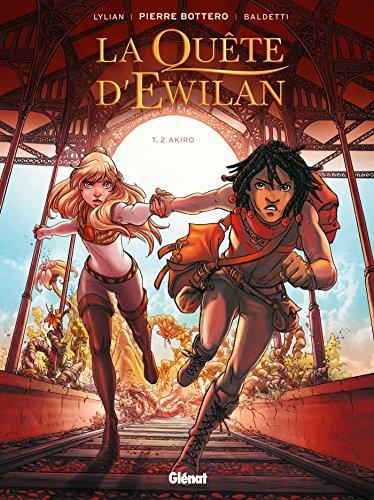 La Quête d'Ewilan - Tome 02: Akiro par Lylian