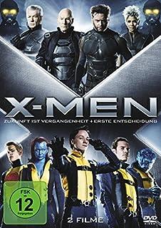 X-Men: Erste Entscheidung / X-Men: Zukunft ist Vergangenheit [2 DVDs]