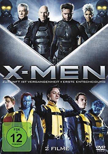 Bild von X-Men: Erste Entscheidung / X-Men: Zukunft ist Vergangenheit [2 DVDs]