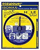 EazyPower 6 Hole Saw for CornHole Boards by EazyPower - Best Reviews Guide