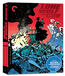 Lone Wolf and Cub  [The Criterion Collection] [Blu-ray] [Region Free]