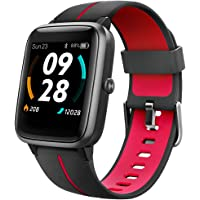 UMIDIGI Smartwatch Uwatch3 GPS, 1.3 inch touch color display, fitness watch with ...