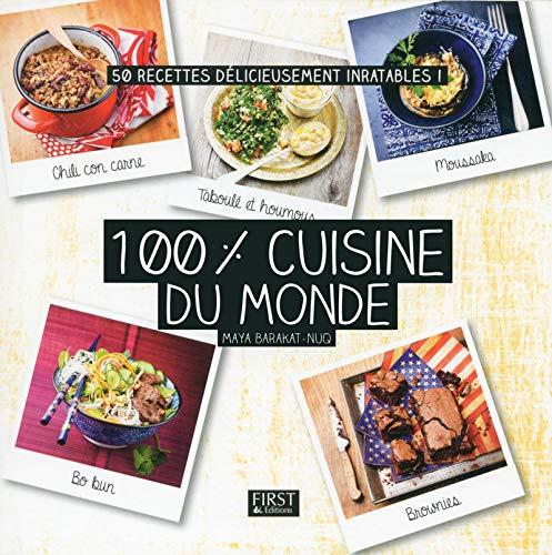 100 % cuisine du monde