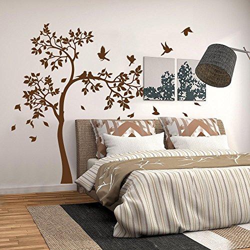 01395-stickers-muraux-imprime-sur-papiers-peints-wall-art-arbre-ombres-de-la-foret-136x170-cm