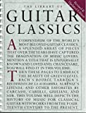 MUSIC SALES THE LIBRARY OF GUITAR CLASSICS - GUITAR