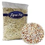 Lyra Pet 20 kg Erdnusskerne gehackt mit Haut Wildvogelfutter Erdnüsse Bruch