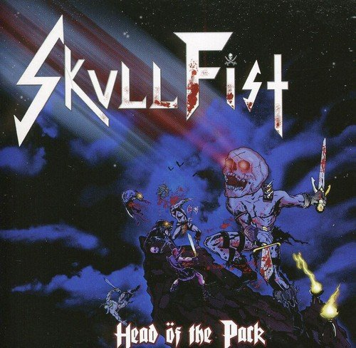 Head of the Pack by Skull Fist (2011-10-04)