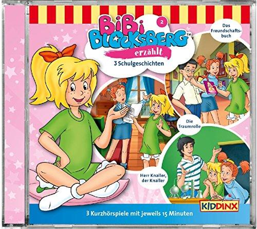 Bibi Blocksberg erzählt (2) Schulgeschichten - Kiddinx 2016