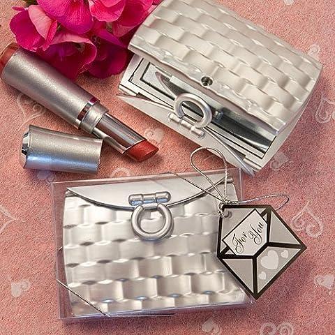 Pocketbook design elegante specchio Riflessioni Collection favori compatte - Pocketbook Design Compatto Specchio