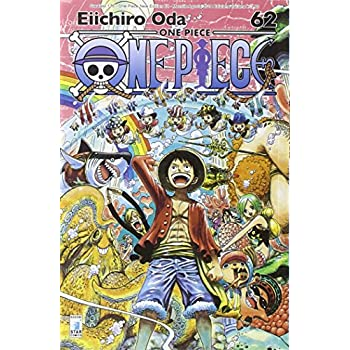 One Piece. New Edition: 62