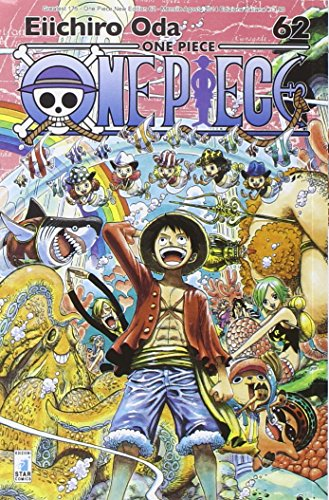 One piece. New edition: 62 (Greatest) por Eiichiro Oda