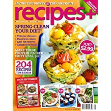 Recipe Book: Spring Clean your Diet (English Edition)