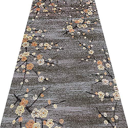 Zengai tappeto corridoio passatoia tappeto runner per corridoio sala passaggio corridoio cucina alta qualità miscelato, più colori (colore : a, dimensioni : 1.2x2m)