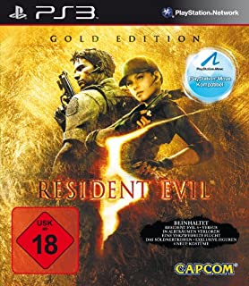 Resident Evil 5 Gold Move Edition (B003YF7WU4) | Amazon Products