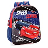 Disney Cars Central Kinder-Rucksack, 33 cm, 9.8 liters, Mehrfarbig (Multicolor)
