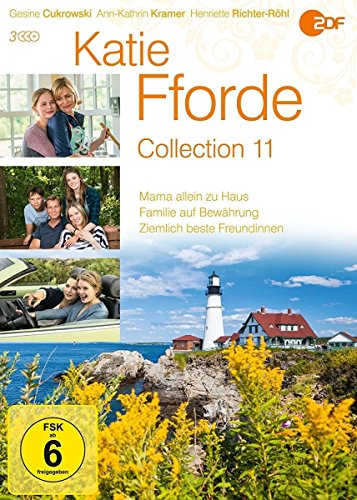 Katie Fforde Collection 11 [3 DVDs]