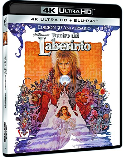 Dentro Del Laberinto (4K Ultra HD) [Blu-ray] 61nYRMi tNL