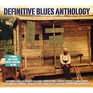 Definitive Blues Anthology (3 CD)