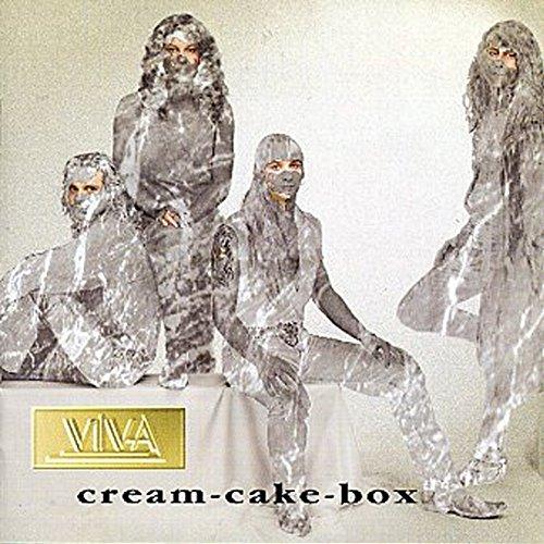 Cream-Cake-Box Cream Music Box