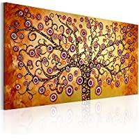 murando - Cuadro pintado a mano 140x70 cm -100% pintados a mano - cuadro en lienzo - abstracción - 92012