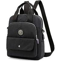 Mini Backpack, JOSEKO Women Backpacks Travel Bag Waterproof Shoulder Bag Casual School Backpack Elegant Stylish