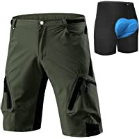 Cycorld MTB Shorts Mens Mountainbike Shorts Baggy Bike Shorts for Men