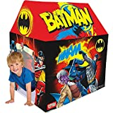 Zitto Batman Play Kids Play Tent House, Multicolour