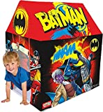 Zitto Batman Play Kids Play Tent House, Multicolour