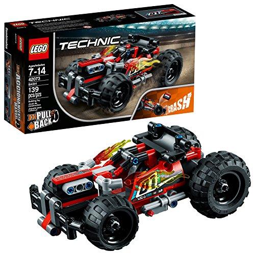LEGO Technic ¡Bash! 42073 139 Piezas